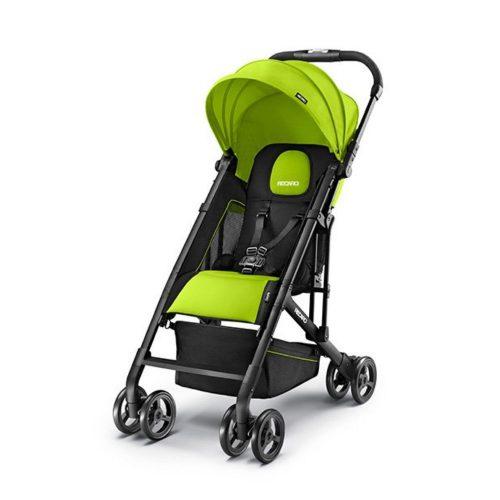 Lekki wózek spacerowy Recaro EasyLife 5,7 kg kolor Lime