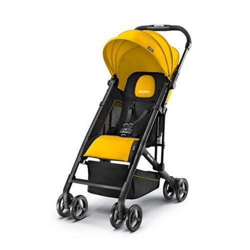 Lekki wózek spacerowy Recaro EasyLife 5,7 kg kolor Sunshine