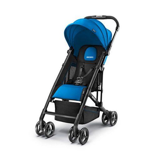 Lekki wózek spacerowy Recaro EasyLife 5,7 kg kolor Saphir