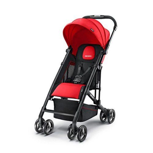Lekki wózek spacerowy Recaro EasyLife 5,7 kg kolor Ruby