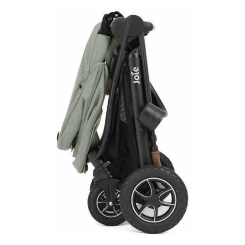 Wózek spacerowy Joie Versatrax z możliwością zamontowania gondoli oraz fotelika 0-13 kg, kolor Laurel