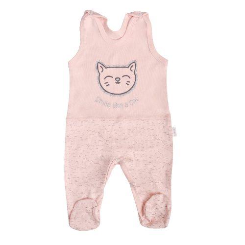 Mamatti Śpioszki niemowlęce Cat 68