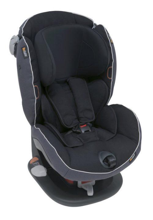 Foteliki samochodowe Besafe iZi Comfort X3 9-18 kg kolor Czarny Melange
