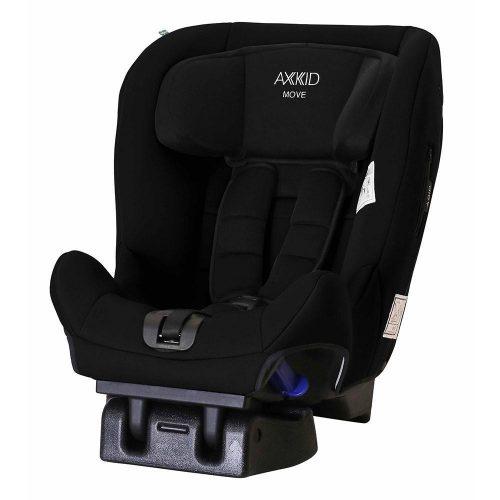 Axkid Move - fotelik samochodowy tyłem do kierunku jazdy 9-25 kg kolor Czarny