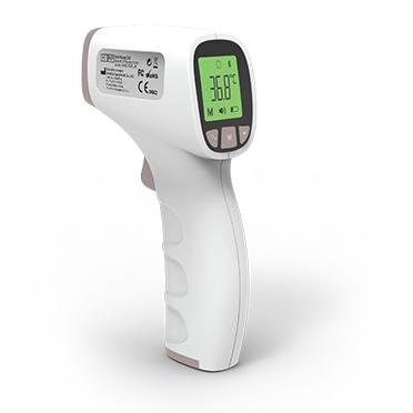 Elektroniczny termometr bezdotykowy na podczerwień JPD-FR202 Innogio