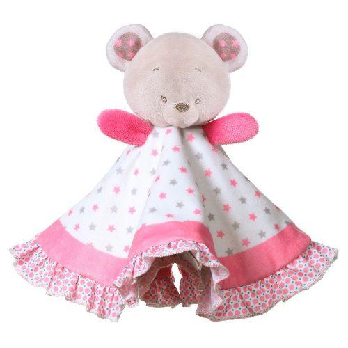 Przytulanka dla niemowląt kocyk babyono Bear Suzie