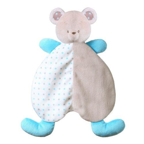 Przytulanka kocyk dla niemowląt Bear Tony Babyono
