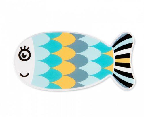 Termometr do kąpieli dla dzieci rybka Canpol Babies zielony