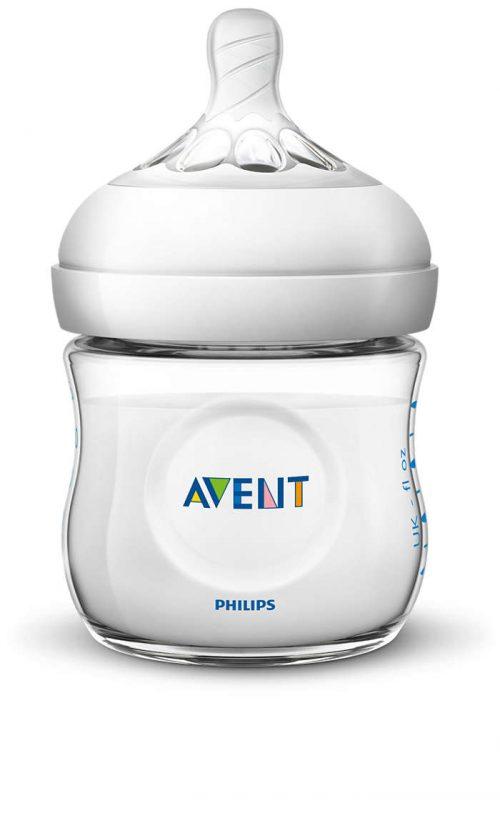 Butelka do karmienia Natural Avent 125 ml