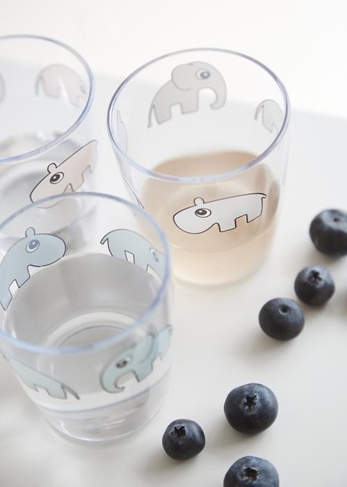 Kubek dla dziecka Yummy glass Done By Dear 120ml