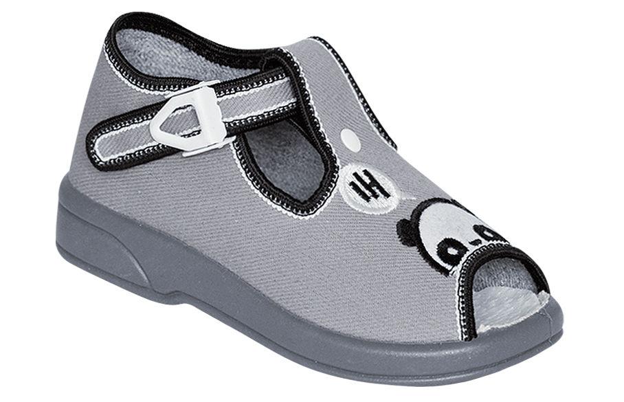 Buty dla dzieci Zetpol Mateusz Szary 1550 r 26