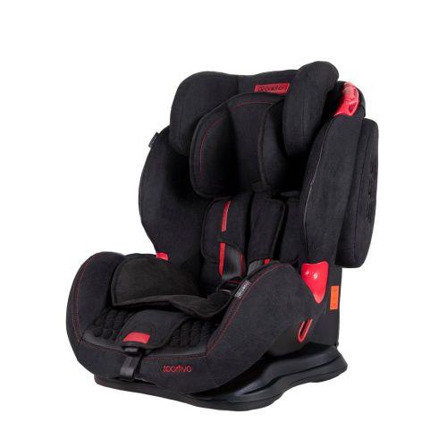 Fotelik samochodowy 9-36 kg Coletto Sportivo 2019 kolor Black