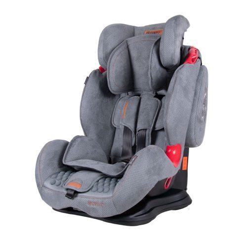 Fotelik samochodowy 9-36 kg Coletto Sportivo 2019 kolor Grey