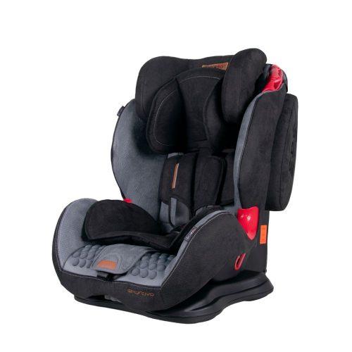 Fotelik samochodowy 9-36 kg Coletto Sportivo 2019 kolor Grey - Black