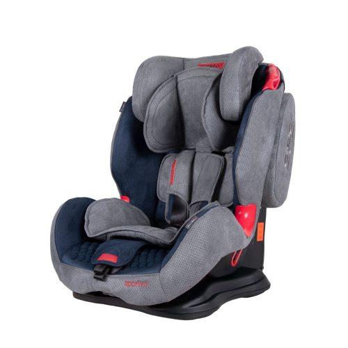 Fotelik samochodowy 9-36 kg Coletto Sportivo 2019 kolor Navy