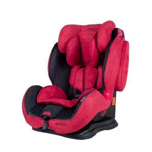 Fotelik samochodowy 9-36 kg Coletto Sportivo 2019 kolor Red