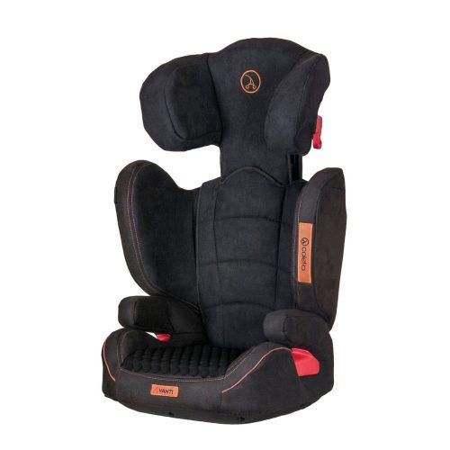 Fotelik samochodowy Coletto Avanti 15-36 kg kolor Black