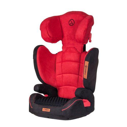 Fotelik samochodowy Coletto Avanti 15-36 kg kolor Red