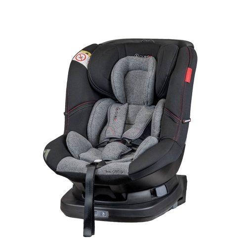 Fotelik samochodowy 0-18 kg Coletto Millo ISOFIX kolor Black