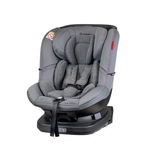 Fotelik samochodowy 0-18 kg Coletto Millo ISOFIX kolor Grey