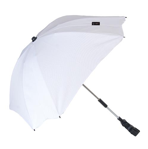 Parasolka przeciwsłoneczna do wózków Coletto kolor Biały