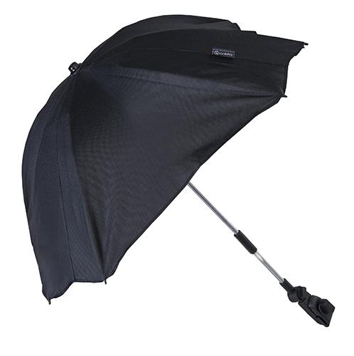 Parasolka przeciwsłoneczna do wózków Coletto kolor Czarny