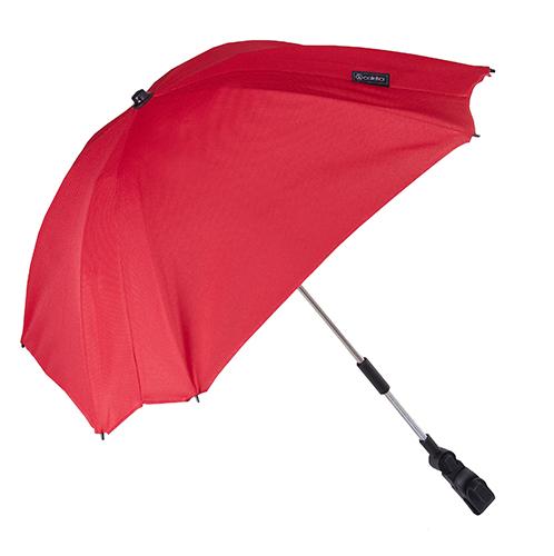 Parasolka przeciwsłoneczna do wózków Coletto kolor Czerwony