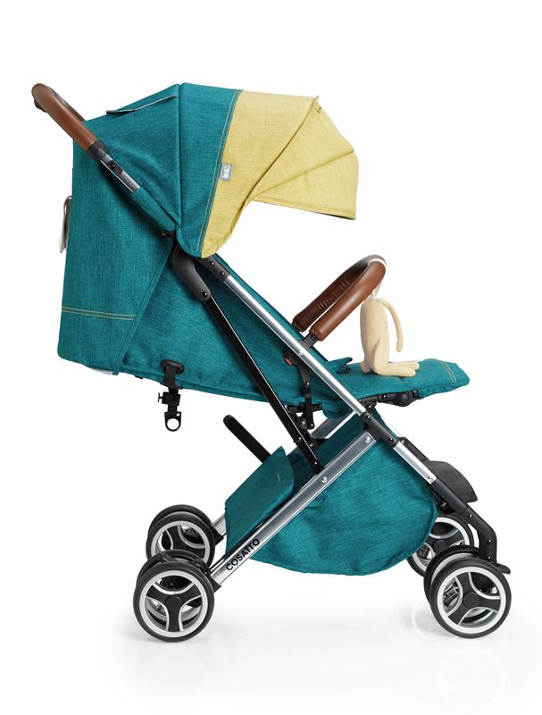 Wózek spacerowy Cosatto Woosh XL przeznaczony aż do 25 kg kolor Hop To It