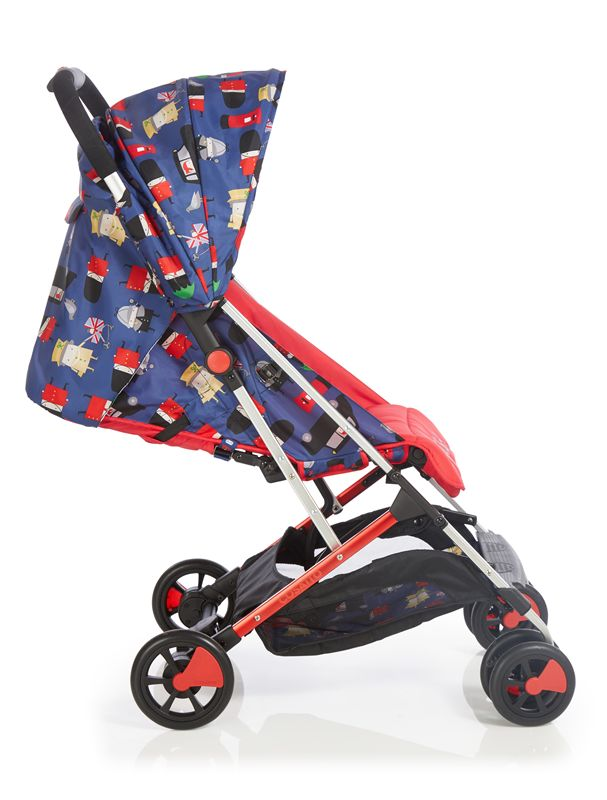 Wózek spacerowy Cosatto Woosh kolor Britpop