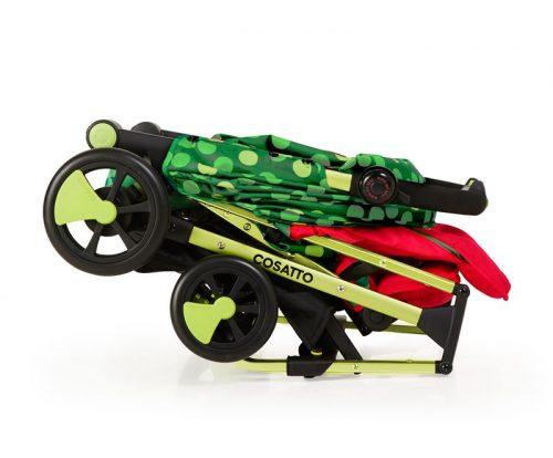 Wózek spacerowy Cosatto Woosh kolor Dino Mighty