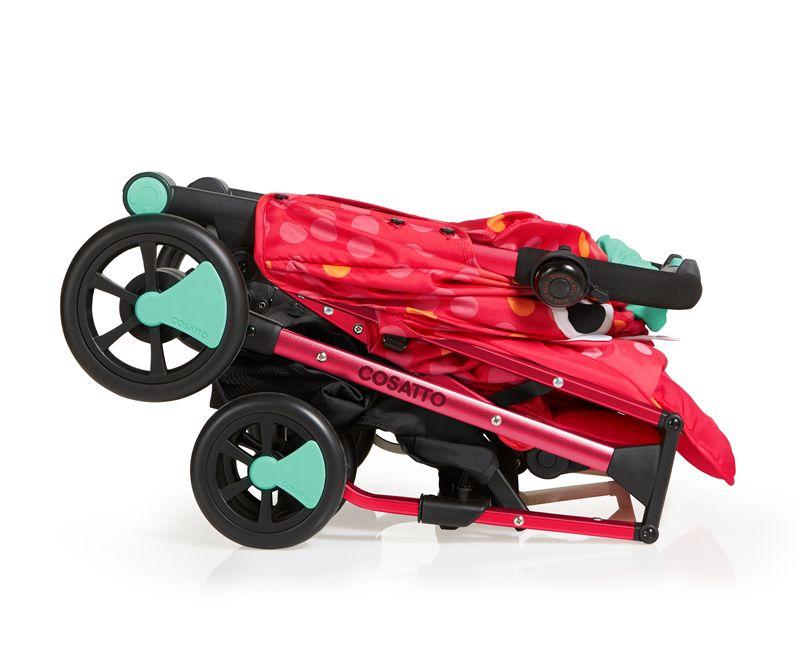 Wózek spacerowy Cosatto Woosh kolor Miss Dinomite