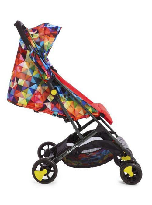 Wózek spacerowy Cosatto Woosh kolor Spectroluxe