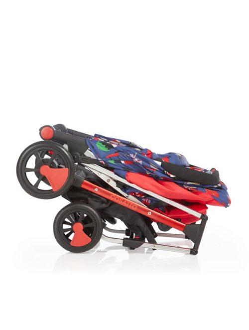 Wózek spacerowy Cosatto Woosh z pałąkiem kolor Britpop