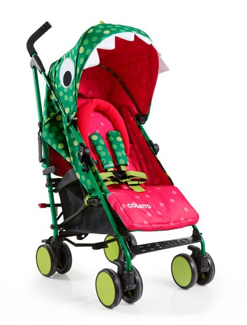Wózek spacerowy Cosatto Supa kolor Dino Mighty