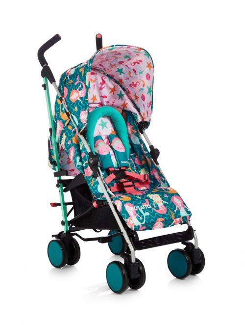 Wózek spacerowy Cosatto Supa kolor Mini Mermaids