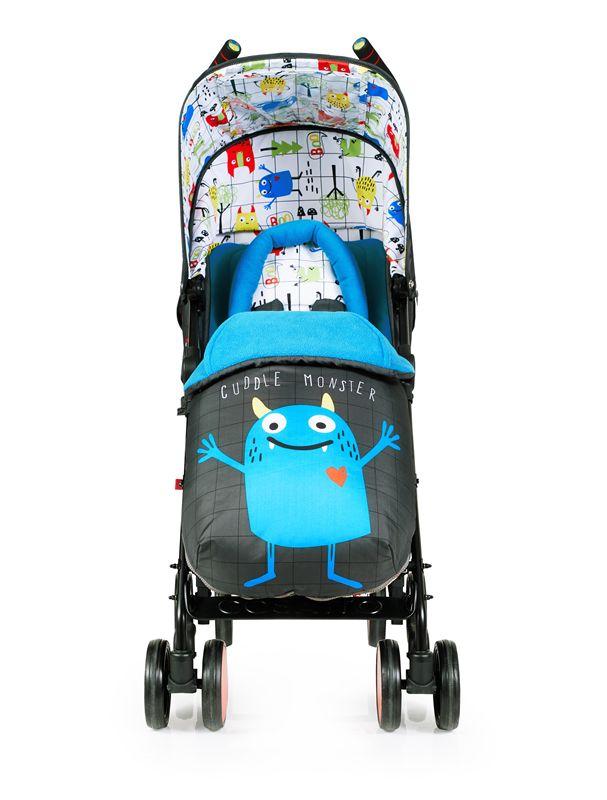 Wózek spacerowy Cosatto Supa kolor Monster Mob