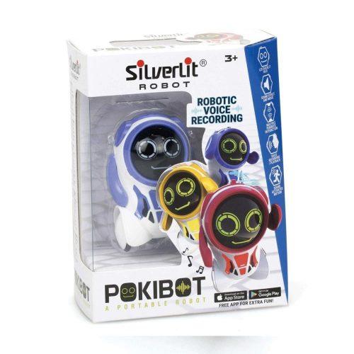 Silverlit robot Pokibot S88529 czerwony