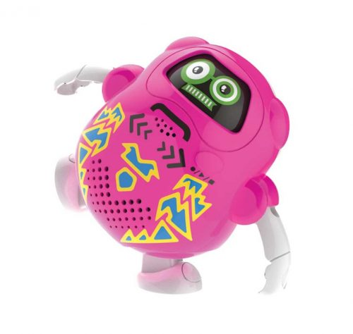 Sliverlit Talkbot Assorted S88535 różowy