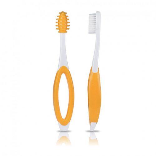 Zestaw szczoteczek do zębów dla niemowląt i dzieci