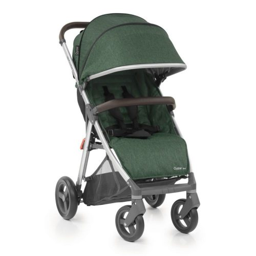 Wózek spacerowy Oyster Zero kolor Alpine Green - Zielony