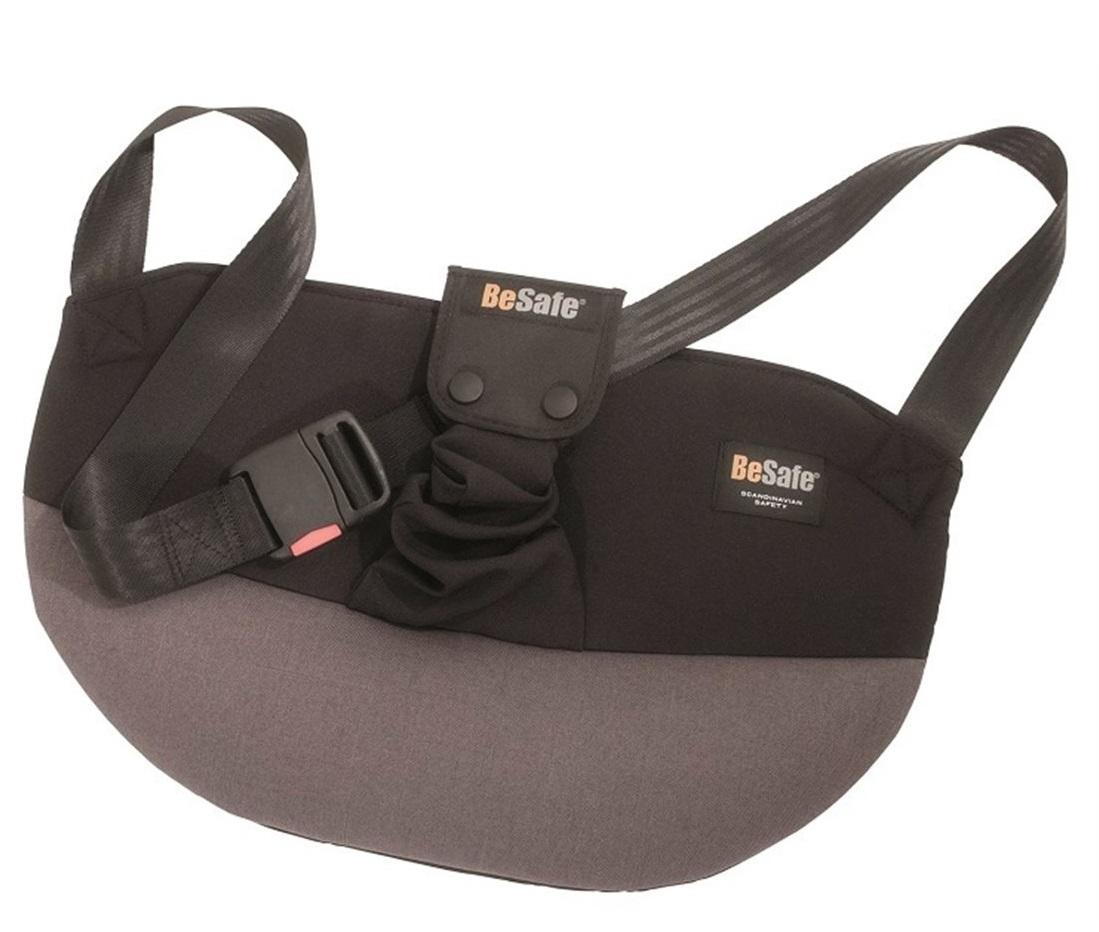 Adapter do pasów bezpieczeństwa dla kobiet w ciąży BeSafe - bezpieczeństwo płodu podczas podróży