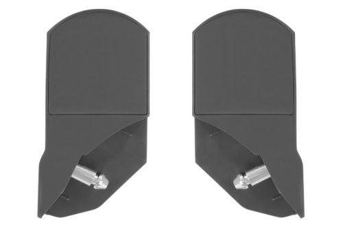 Adaptery umożliwiające wpięcie gondoli Oyster na stelażu wózka Oyster Zero