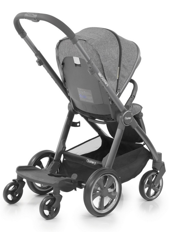 Dostawka dla starszego dziecka do wózka Oyster 3
