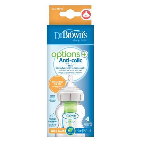 Antykolkowa butelka Options Plus Dr Browns 270ml
