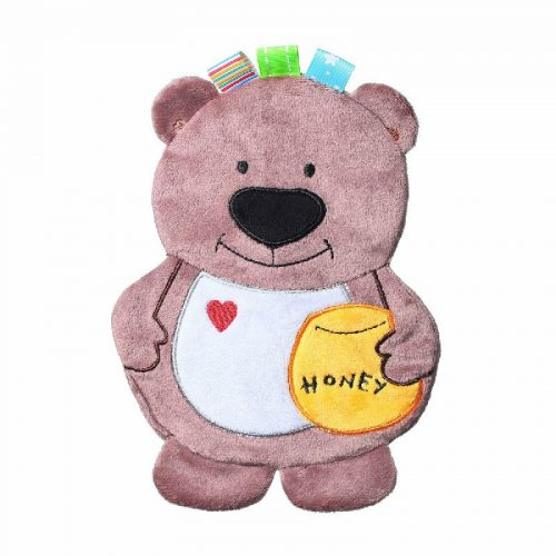Szeleścik przytulanka Babyono Bear Todd