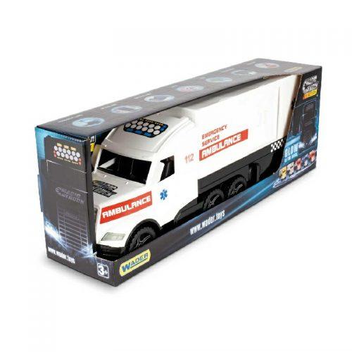 Wader cieżarówka Magic Truck Ambulans Wader 36210