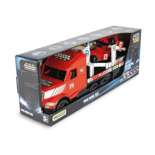 Świecący tir Truck Action Formuła Wader 36240