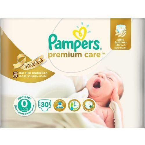 Pieluszki Pampers premium Vaer 0 - 2,5 kg 30 szt