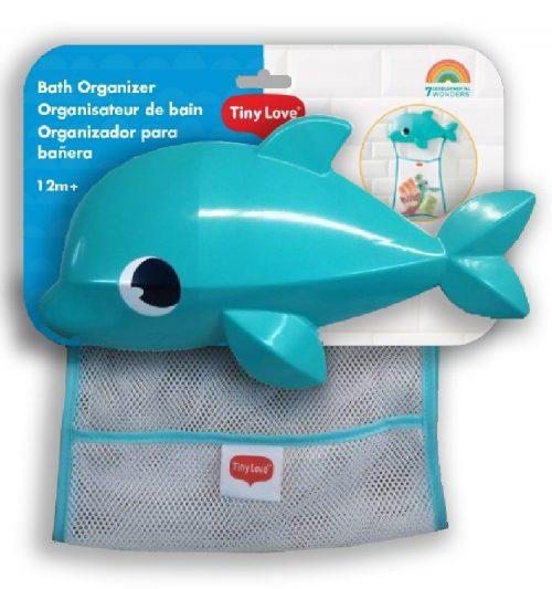 Organizer do kąpieli pojemnik na zabawki do kąpieli Tiny Love