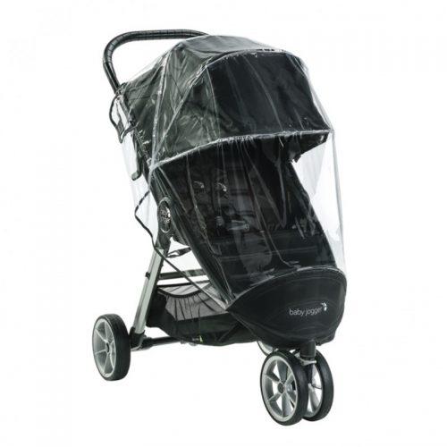 Folia przeciwdeszczowa na wózek spacerowy Baby Jogger City Mini 2 oraz City Mini GT 2
